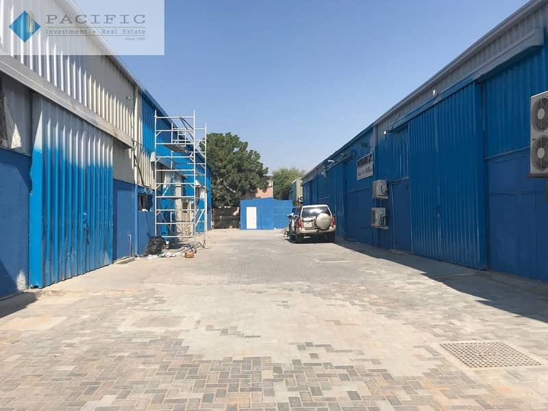 2 6 Warehouse Compound for Sale