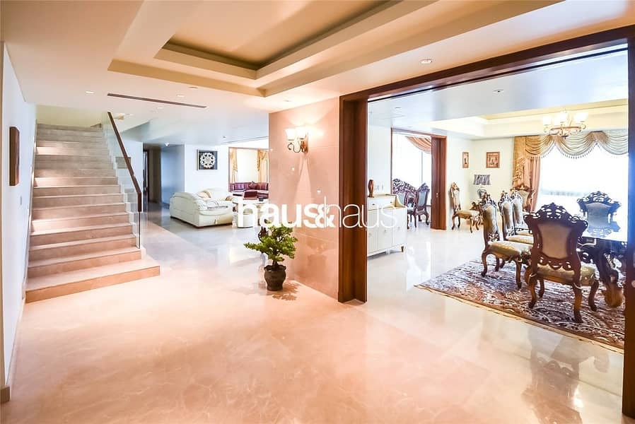 Price Negotiable | Fully Furnished | Huge Terance