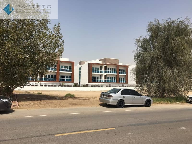 10 Residential Villa Plot for Sale Mirdif 35