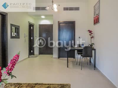 1 Bedroom Apartment for Rent in Dubai Silicon Oasis, Dubai - 1BR Furnished Bills Included Pay Monthly