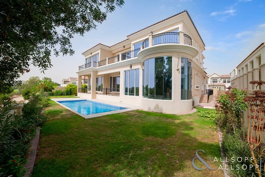 Six Bedrooms | Custom Build | Private Pool