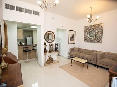 فلیٹ 1 غرفة نوم للايجار في دبي مارينا، دبي - Lovely 1 bedroom for rent with full Marina views