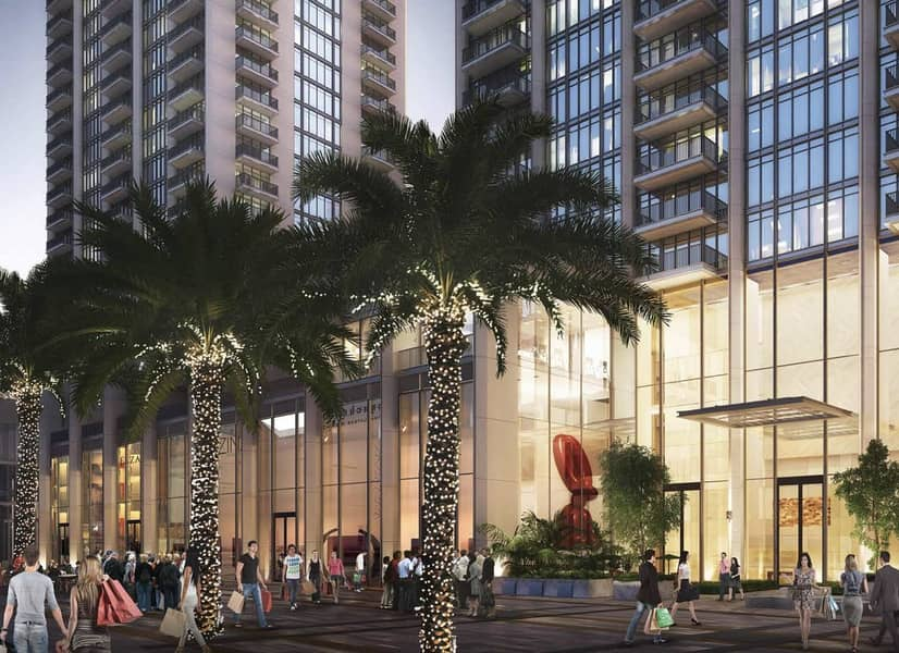 Majestic Apartment at Boulevard Heights 1