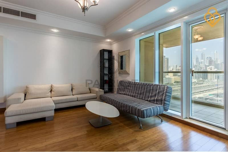 17 READY TO MOVE IN 2 BEDROOM APARTMENT IN PALADIUM TOWER