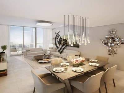 2 Bedroom Flat for Sale in Downtown Dubai, Dubai - 05 Series l The Address Res. Sky View l full burj