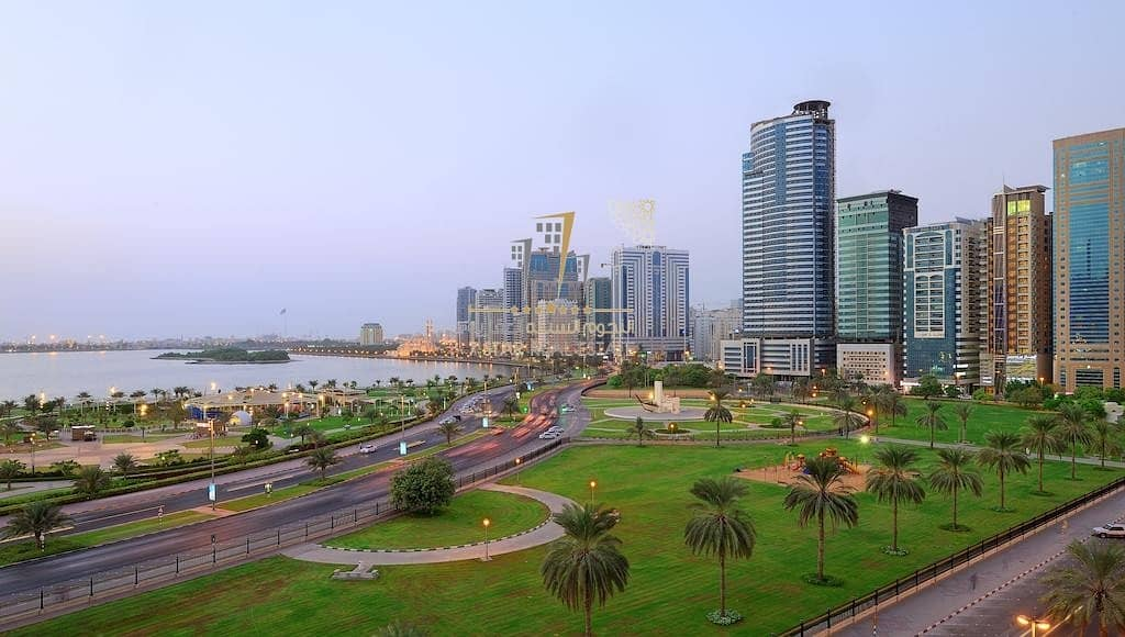 For sale an apartment in the best areas of Sharjah