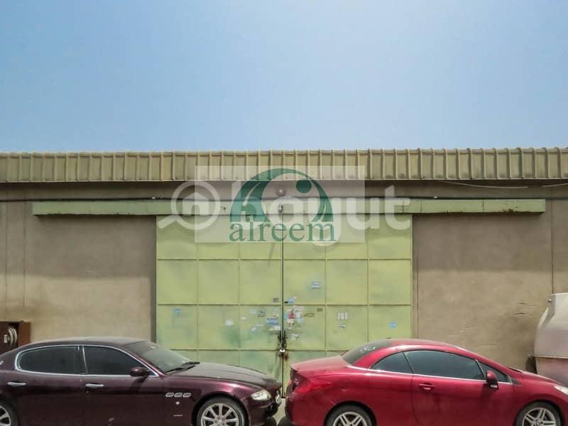 2650 sqft Warehouse Ras Al Khor