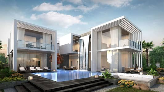 6 Bedroom Villa for Sale in DAMAC Hills (Akoya by DAMAC), Dubai - Exclusive Mansion in the Heart of Dubailand