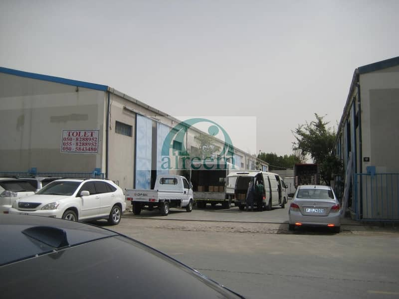 18 2650 sqft Warehouse Ras Al Khor
