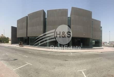 Showroom for Rent in Umm Suqeim, Dubai - Shell and Core Brand New Showroom in Umm Suqeim Road