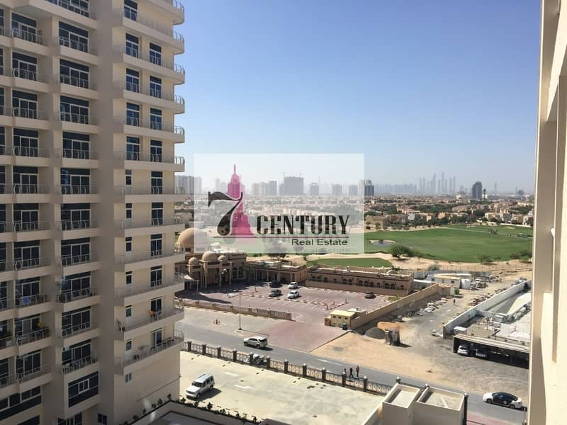 Partial Golf View   Best Layout  1 BR for Sale