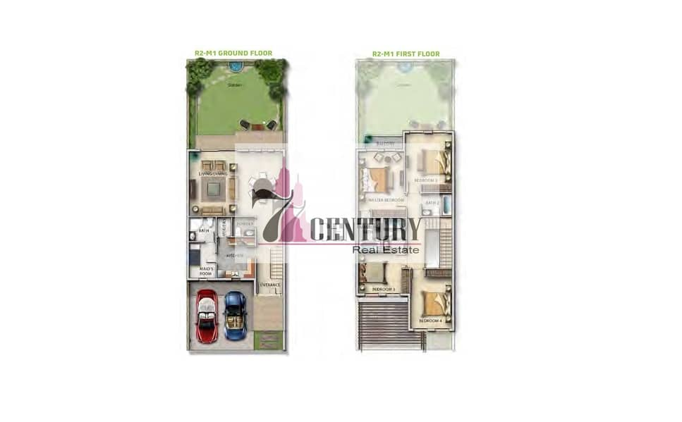2 Lowest in market / 4BR Off Plan / New Cluster