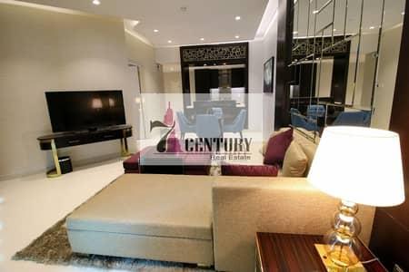 فلیٹ 1 غرفة نوم للايجار في وسط مدينة دبي، دبي - Partial Canal View|1 BR Apt |Upper Crest