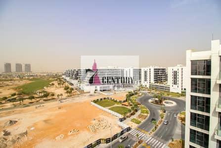 فلیٹ 1 غرفة نوم للايجار في داماك هيلز (أكويا من داماك)، دبي - Huge 1BR / golf course view / high floor