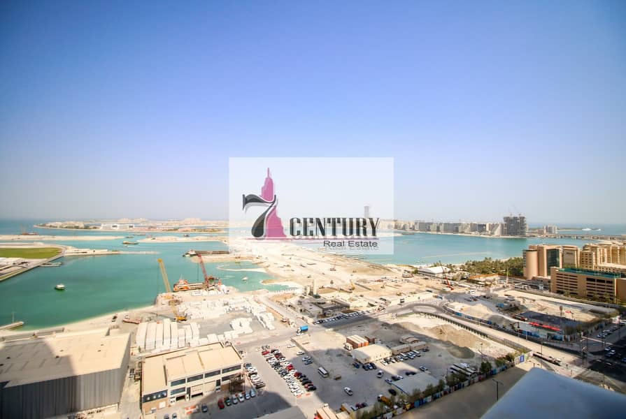 10 Sea view / Higher Floor / 1 BR for sale