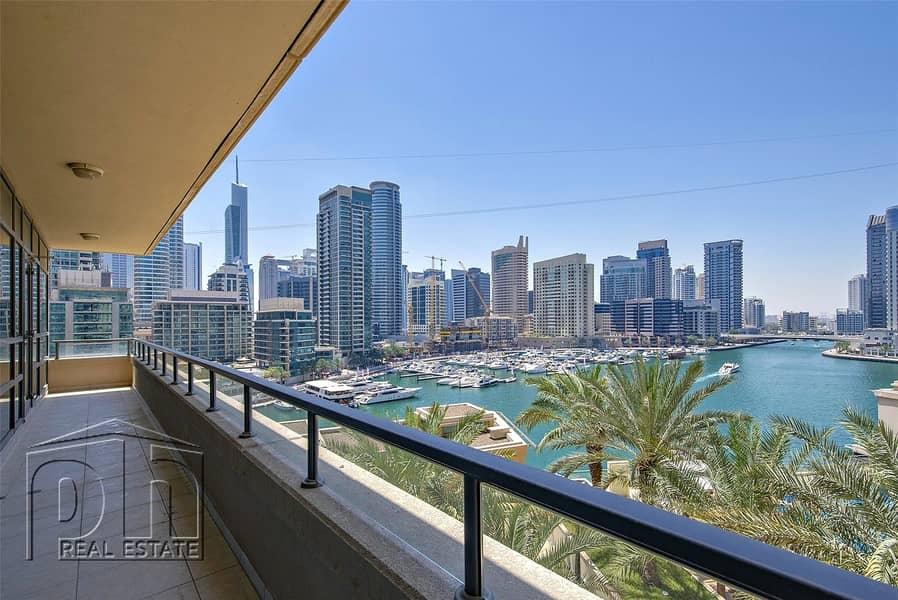 2 Premium Real Estate | Vacant | Full Marina View