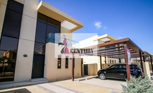 3 Bedroom Villa for Rent in DAMAC Hills (Akoya by DAMAC), Dubai - Type Th-M / new 3br+maid room villa / Akoya