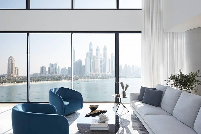 2     Top Floor Sky Mansion