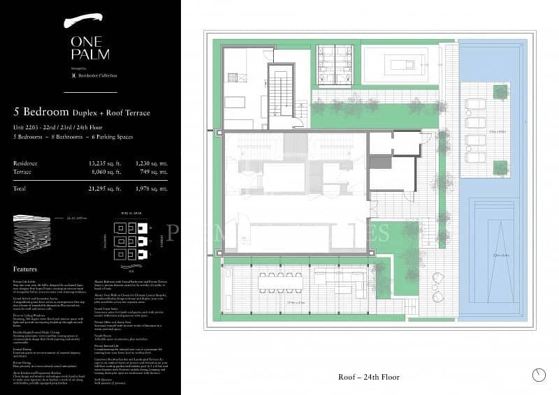 18     Top Floor Sky Mansion