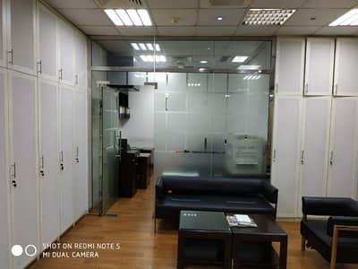 مکتب  للايجار في بر دبي، دبي - مکتب في ميناء بازار بر دبي 79000 درهم - 3593929
