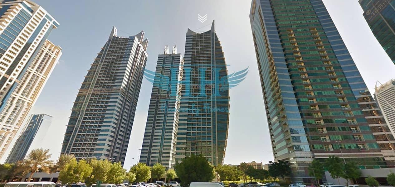 2 Fantastic 1 BR  in Armada Tower JLT I Near to Marina Mall