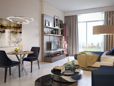Studio for Sale in DAMAC Hills (Akoya by DAMAC), Dubai - In a  Golf Course community 3 Yrs Payment Plan