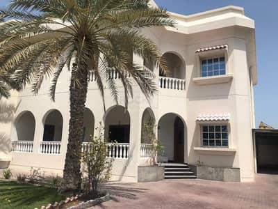 فیلا 7 غرفة نوم للايجار في الجافلية، دبي - 7 B/R Independent Villa with Private Garden   Outside Service Block   Al Jafiliya