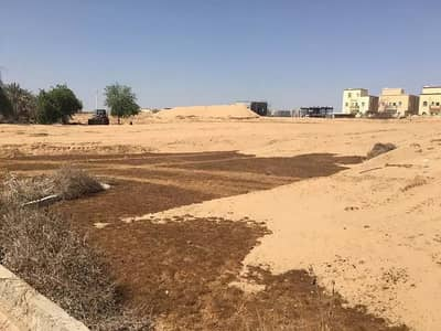 Plot for Sale in Hoshi, Sharjah - Land area very large in Rahmaniyah seven