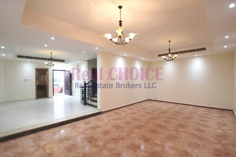 4BR Villa With Extensive Hall And Maids Room