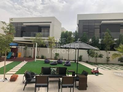 4 Bedroom Villa for Sale in DAMAC Hills (Akoya by DAMAC), Dubai - FURNISHED 4BR I UPGRADED I CORNER & LARGE PLOT