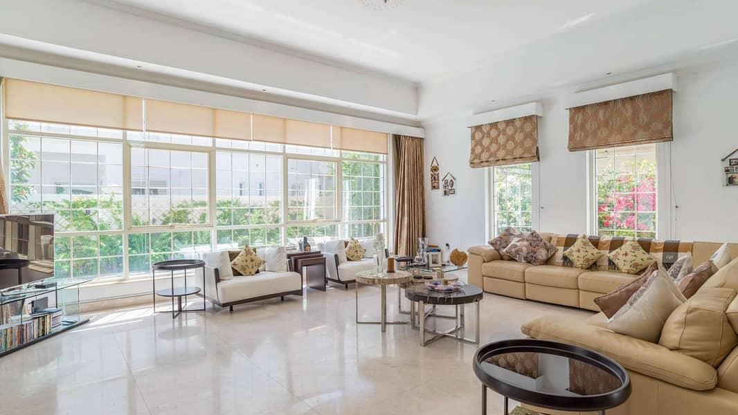 2 Beautiful Five-Bedroom Family Villa in Emirates Hills