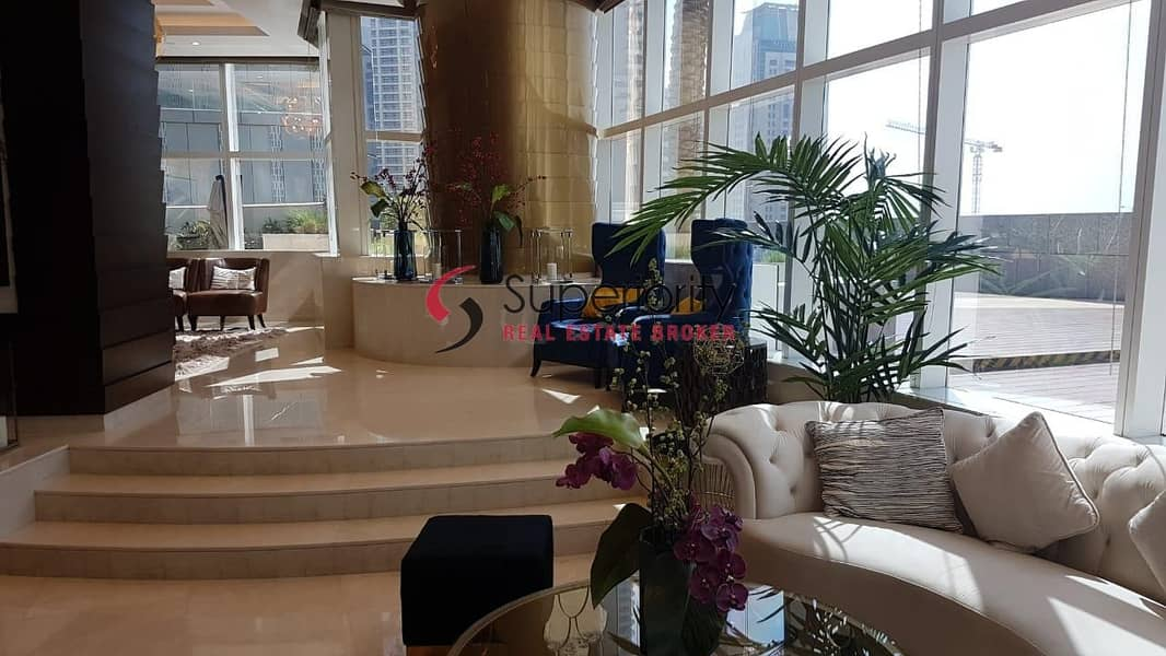 2 Best Ramadan Offer|Lowest Service Charge in Marina a Luxury in Dubai Marina a 2 bedroom With a Stunning Sea View