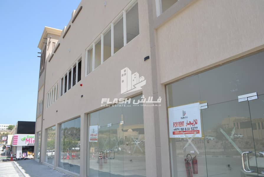 2 SHOPS AVAILABLE IN AL DHAIT