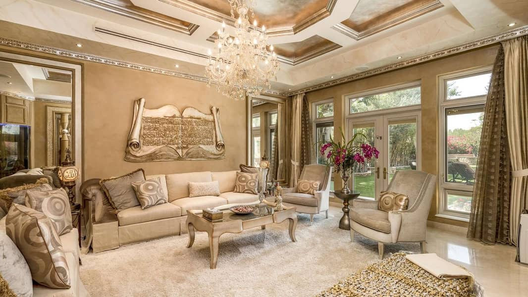 2 Exclusive New to Market Villa in Emirates Hills