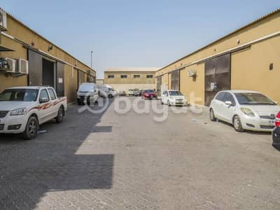DIRECTLY FROM THE OWNER WAREHOUSE AVAILABLE FOR RENT AT RAS AL KHOR IND.