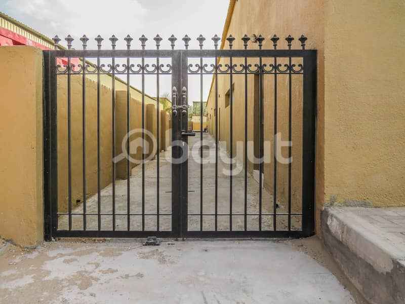 10 DIRECTLY FROM THE OWNER WAREHOUSE AVAILABLE FOR RENT AT RAS AL KHOR IND.