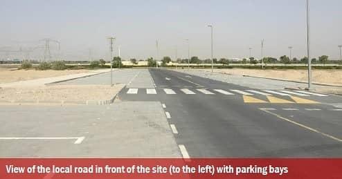 Plot for Sale in Meydan City, Dubai - SHOPPING CENTER PLOT FOR SALE IN MEYDAN AVENUE - DIRECT FROM THE OWNER