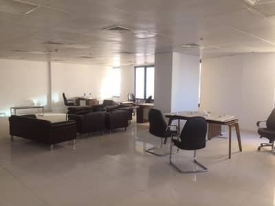 مکتب  للايجار في واحة دبي للسيليكون، دبي - مکتب في أبراج القصر واحة دبي للسيليكون 62000 درهم - 3891387