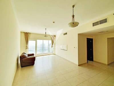 BURJ AL NUJOOM (DOWNTOWN)VACANT 2 BED APARTMENT