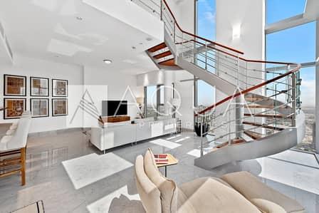 2 Bedroom Flat for Sale in DIFC, Dubai - Elegant Fully Furnished Duplex 2Bed Unit