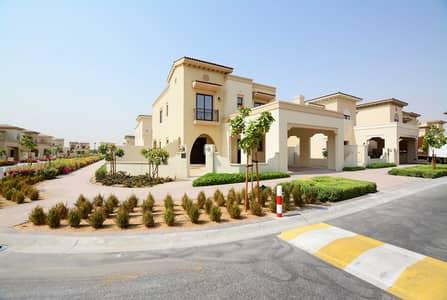 4 Bedroom Villa for Sale in Arabian Ranches 2, Dubai - Brand New Corner Plot Villa on Near Park