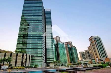 طابق تجاري  للايجار في جزيرة الريم، أبوظبي - Fitted Full office floor for rent | Al Reem Island