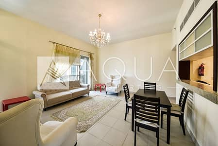 1 Bedroom Apartment for Sale in Downtown Dubai, Dubai - Vacant 1 Bed unit + study | On high floor
