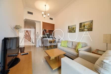 1 Bedroom Apartment for Sale in Dubai Marina, Dubai - High Floor Marina Facing 1 Bed w Balcony