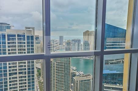 Office for Rent in Dubai Marina, Dubai - High Floor   Prime Location   Aed100/sqft