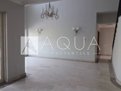 4 Bedroom Villa for Sale in Jumeirah Islands, Dubai - Accumulate Condition | Partial Lake View