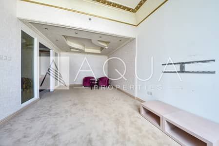 Furnished 1 Bed + Study with Marina View