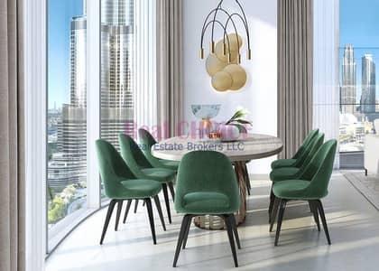 4 Bedroom Flat for Sale in Downtown Dubai, Dubai - Full Fountain and Burj Khalifa View|Good Location