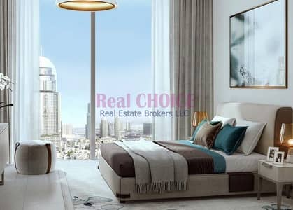3 Bedroom Apartment for Sale in Downtown Dubai, Dubai - Opera District | 80 20 Payment Plan 3BR Apartment