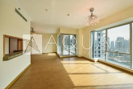 3 Bedroom Flat for Sale in Dubai Marina, Dubai - Amazing Marina View | 3 Bed + Maids Room